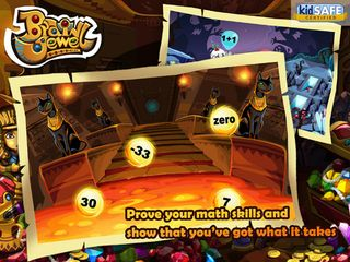 BrainJewel - Challenge your brain in Ancient Egypt 2