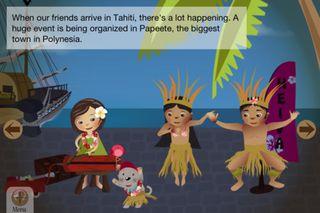 Lulu in Polynesia 1