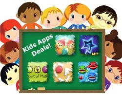 Kids Apps Deals 21 August 20121
