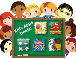 Kids Apps Deals - August 28, 20121