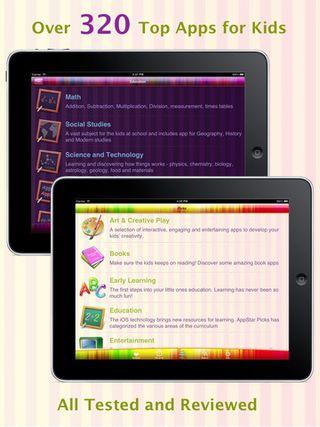 AppStar Picks - Top fun educational apps reviews