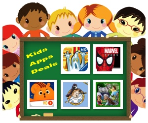Kids Apps Deals - Sept 15
