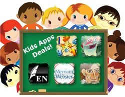 Kids Apps Sales August 27, 20121