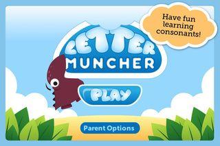 Letter Muncher 1