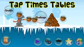 Tap Times Tables - Multiplication Fun 1