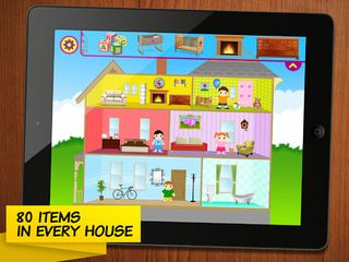 little house decorator great toy and activity app for