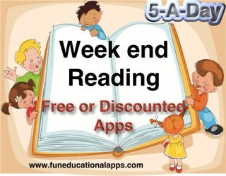 Week End Reading - Kids Book Apps
