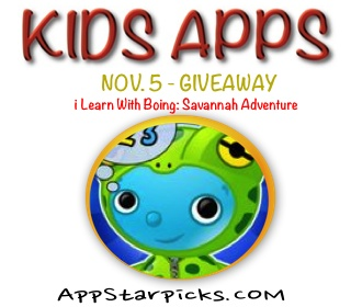 ILearn with giveaway AppStarpicks
