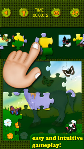 Animal Jigsaw Puzzle! 2