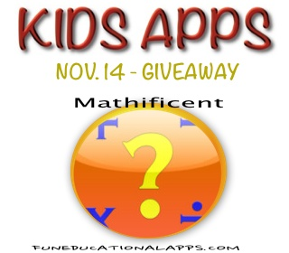 MAth App giveaway