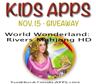 World Wonderland- Rivers Mahjong HD