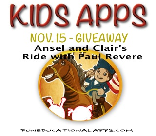 Top Kids Apps Giveaway