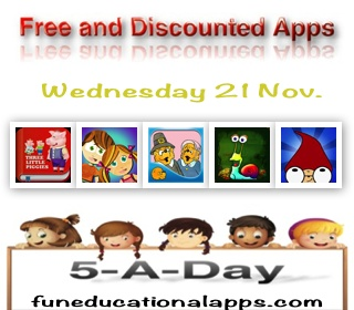 Kids App deals Nov. 20