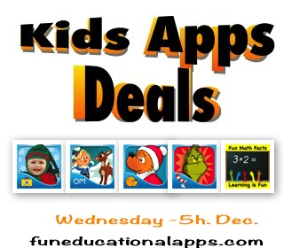 Kids Apps Deals - Xmas Apps