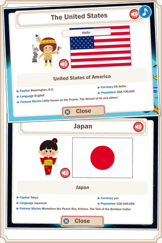 Geo Challenge- World Map and Flag Master for Kids 2