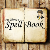 Image result for Mr Thorne's Spellbook app
