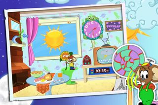 Weather and Clock for Kids 1