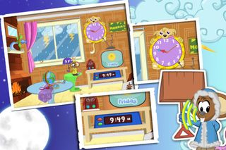 Weather and Clock for Kids 2