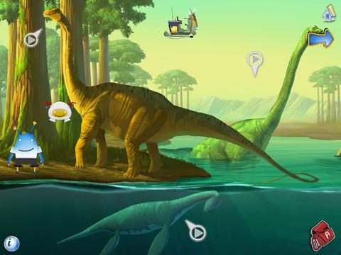 Ansel & Clair- Jurassic Dinosaurs 1