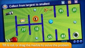 Marble Math 1