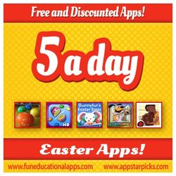 Easter Free Apps for Kids
