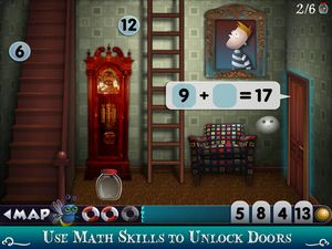 Mystery Math Town 2