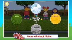 Sid The Science Kid - Sid's Slide to the Side 3