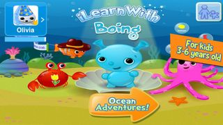 I Learn With Boing- Ocean Adventures!