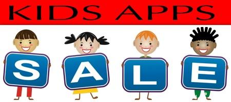 KIDS APP SALES