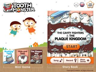 Tooth Monster HD Pro 1