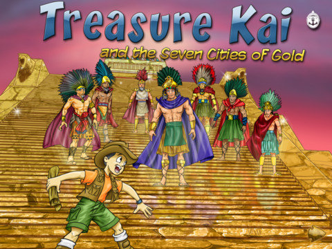 Treasure Kai and the Seven Cities of Gold 1