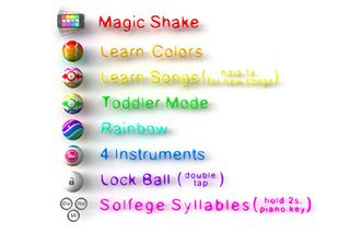 PianoBall - Fun With Learning4