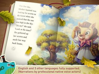 The Tale of the Missing Acorns HD - Mystery Theme Studybook By WiseKids 2