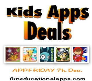 AppFriday Kids Apps