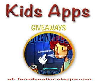 Kids Apps Giveaway