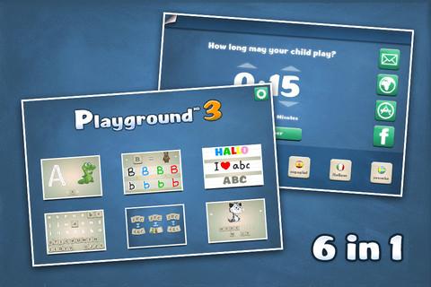 Playground HD 3