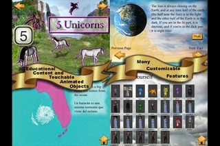 Blackfish Children's Books - Bedtime Lite Apps Customizable Kids Free Interactive Stories HD 5