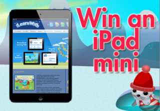 Win and iPad Mini with iLearn with sereis