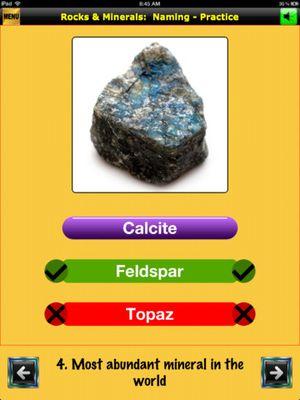 EasyLearn Rocks & Minerals HD 1