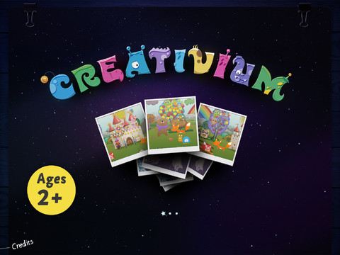 Creativium  Paper Theater 2
