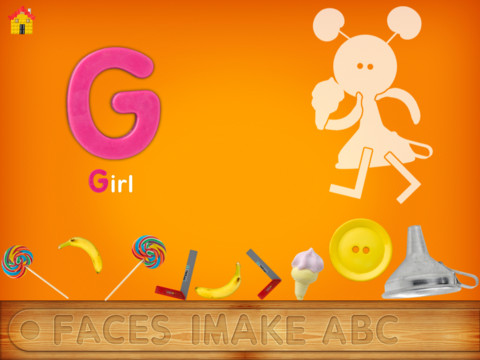 Faces iMake ABC