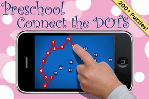 Preschool connect the dots