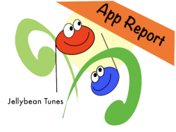 New Kids Apps - Weekly report