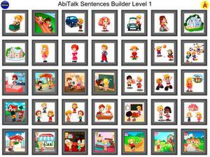 Sentence Builder App 2