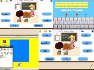 Sentence Builder App 3