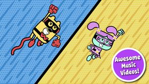 Wubbzy The Superhero 2