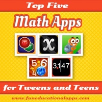 Top 5 Math Apps