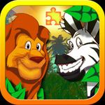 JigSaw Zoo Animal Puzzles - Animated Puzzle Fun for Kids with Funny Cartoon Animals!