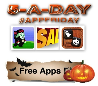 #AppFriday - Free Kids Apps