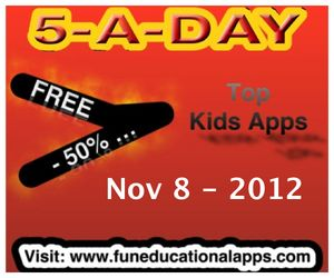 Kids Apps Deals Nov 7